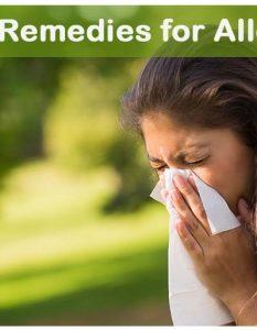 15 Best DIY Home Remedies for Allergies