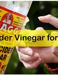 Apple Cider Vinegar for Arthritis Cure