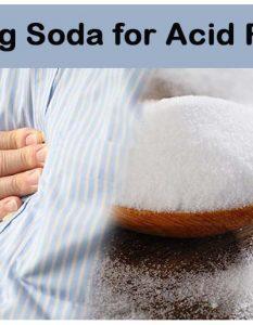 Baking Soda for Acid Reflux