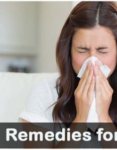 Home Remedies for Cold 19 Methods