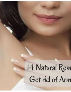 How To Get rid of Armpit Rash 14 Natural Remedies