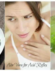 How To Use Aloe Vera For Acid Reflux?