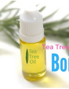 How To Use Tea Tree Oil For Boils 14 Ways