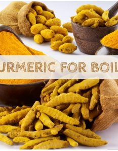 How To Use Turmeric for Boils 24 Easy Ways