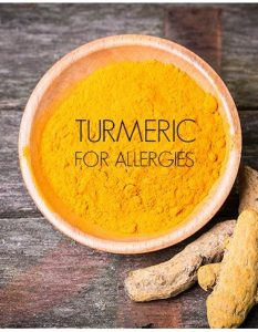 How To Use Turmeric to Get Rid Of Allergies