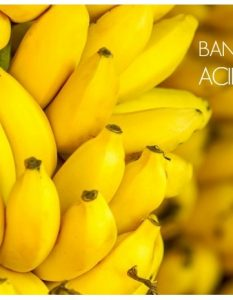 How to Cure Acid Reflux with Banana