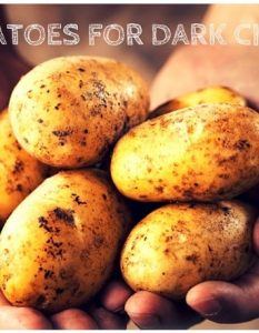 How to Cure Dark Circles with Potatoes (13 Methods)