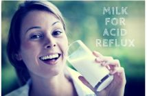 How to Get Relief from Acid Reflux Quickly with Milk