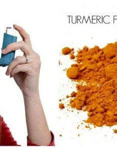 How to Treat Asthma with Turmeric