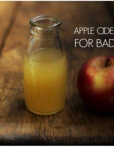 How to Treat Bad Breath Using Apple Cider Vinegar