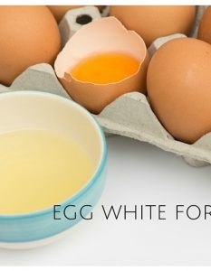 How to Use Egg White to Treat Acne (22 Methods)