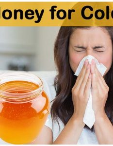 How to Use Honey for Cold