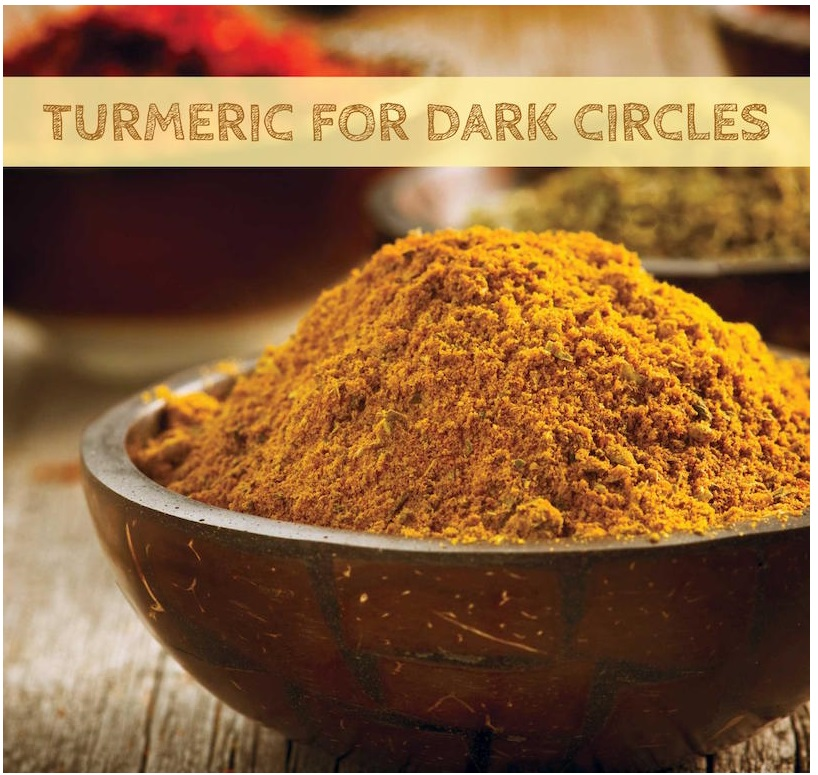How To Use Turmeric for Dark Circles: 17 Methods - Home ...