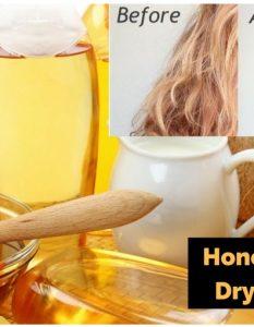 Honey for Dry Hair
