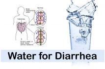 Water for Diarrhea