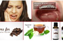 how to stop a toothache naturally