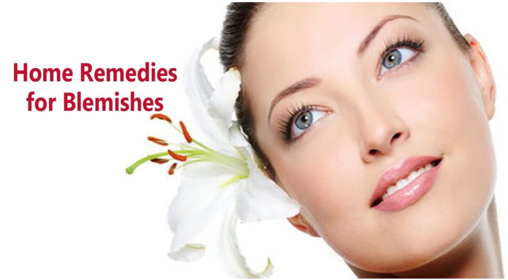 Home Remedy For Blemishes And Dark Spots
