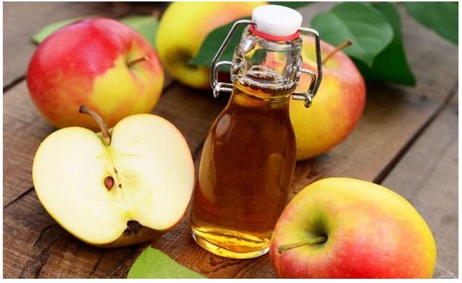 Apple Cider Vinegar Strep Throat Drink